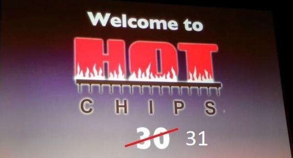 人工智能在Hot Chips会上大放异彩