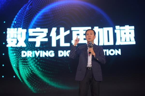 阿里巴巴CEO张勇:未来物流一定是从数字化到数智化