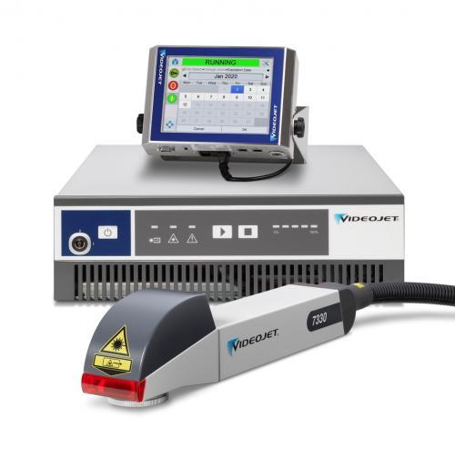 伟迪捷推出新型Videojet 7230和7330光纤激光打码机