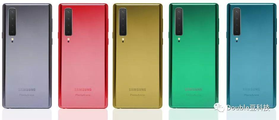 三星Galaxy Note 10将会引领一场有争议的设计变革