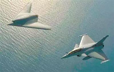 """机""""智""""过人 AI或将主导空战新模式"""
