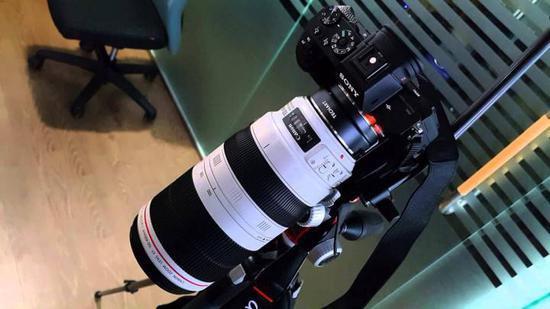 索尼或将AI集成到相机传感器