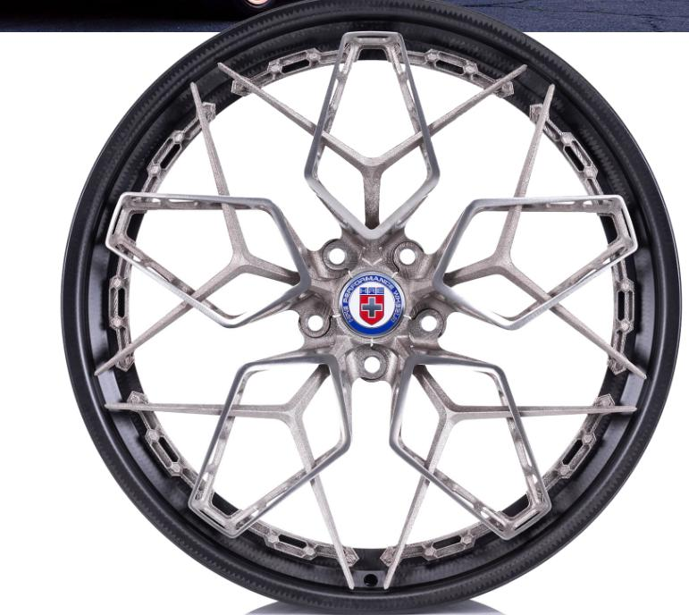 HRE发布第二代HRE3D+概念车轮 大幅减轻产品重量
