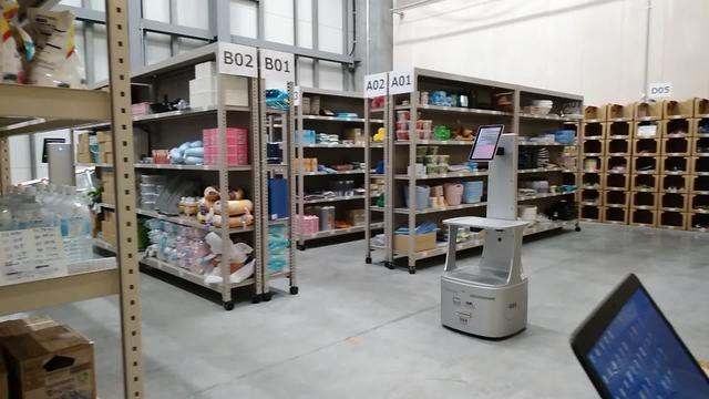 """打入机器人王国市场 """"义乌智造""""机器人出口日本"""