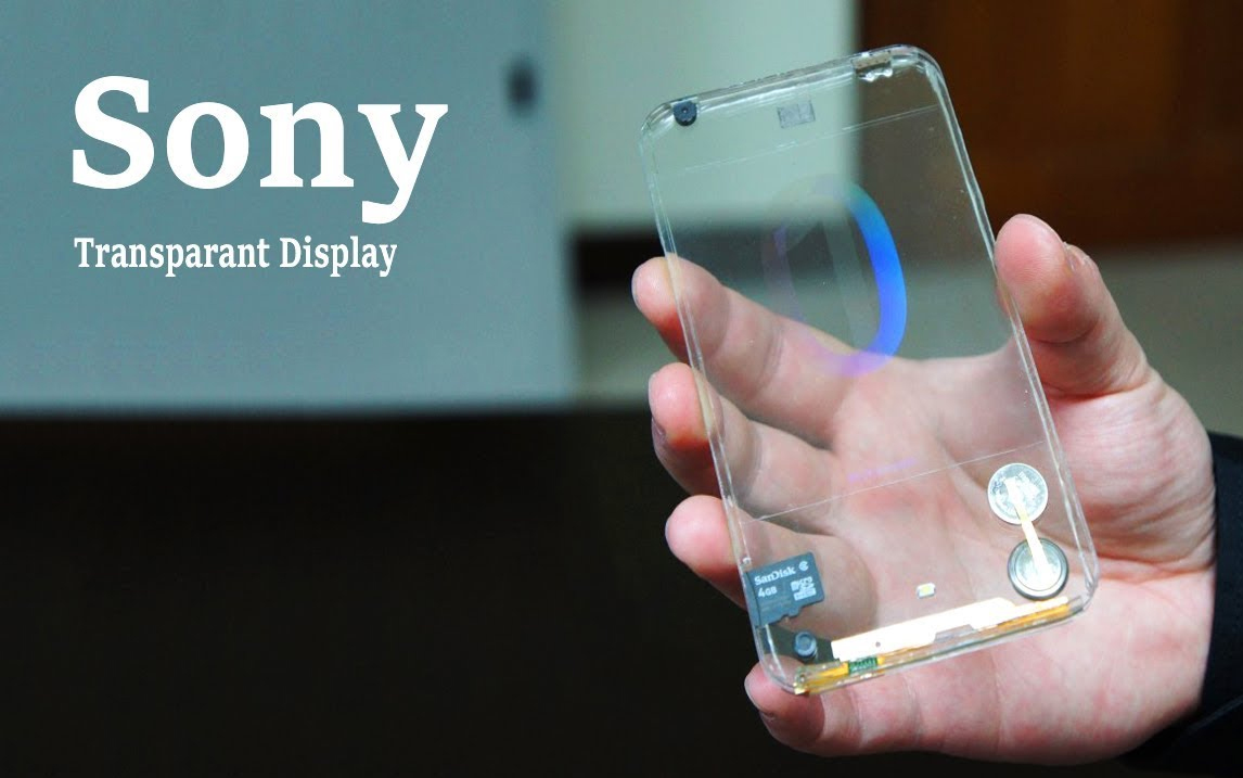 索尼将在明年推出可折叠屏幕智能手机Xperia F