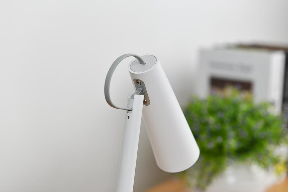 极致简约设计/三挡色温调节/便携可移动 米家充电台灯开箱
