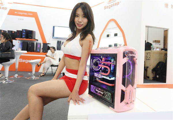 鑫谷特别机箱加入AC调光膜:透不透你说了算