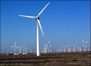 全国风电累计并网装机容量已完成十三五规划的90%