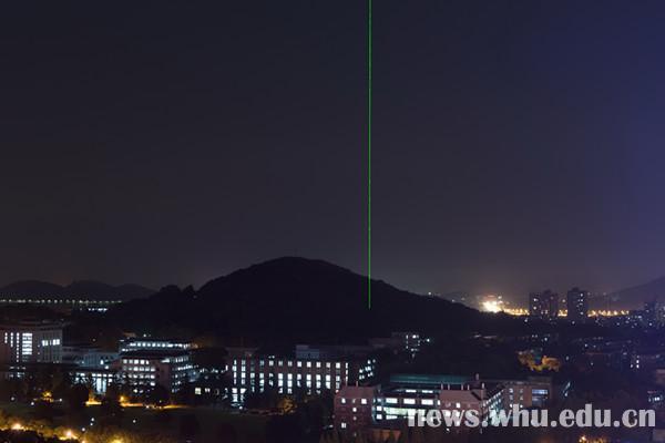 武汉大学激光雷达遥感探测技术取得重要进展