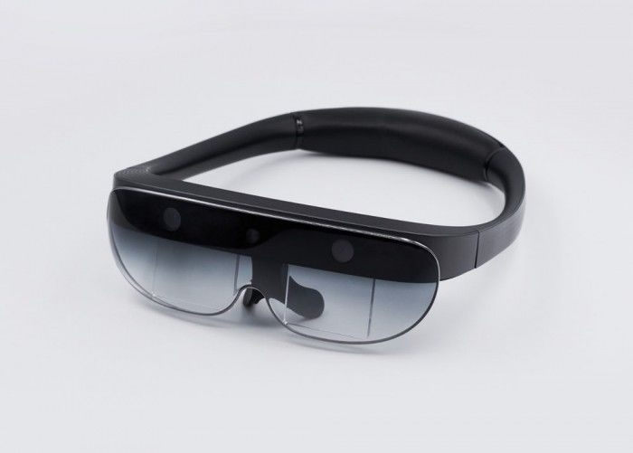 Rokid Vision眼鏡發布:可在你眼前生成AR桌面