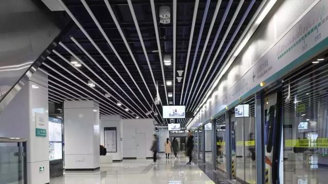 飞利浦为青岛地铁13号线装配全新LED照明解决方案