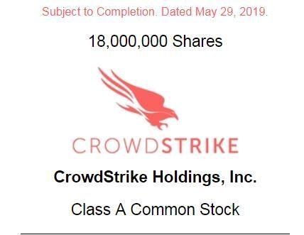 网络安全公司CrowdStrike上市在即 估值可达46亿美元