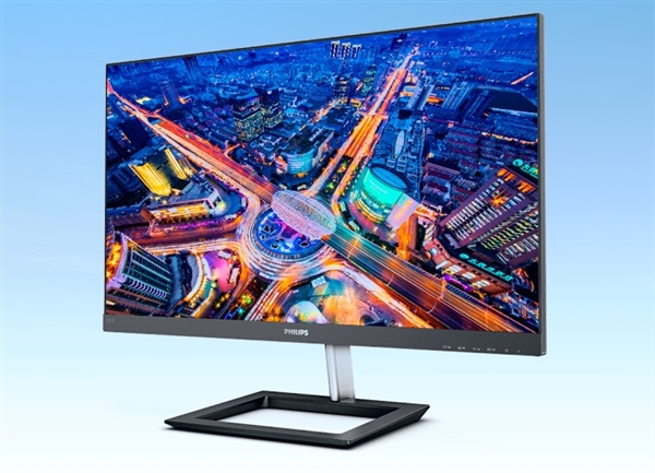 飞利浦推出全新2K显示器245E1:75Hz刷新率