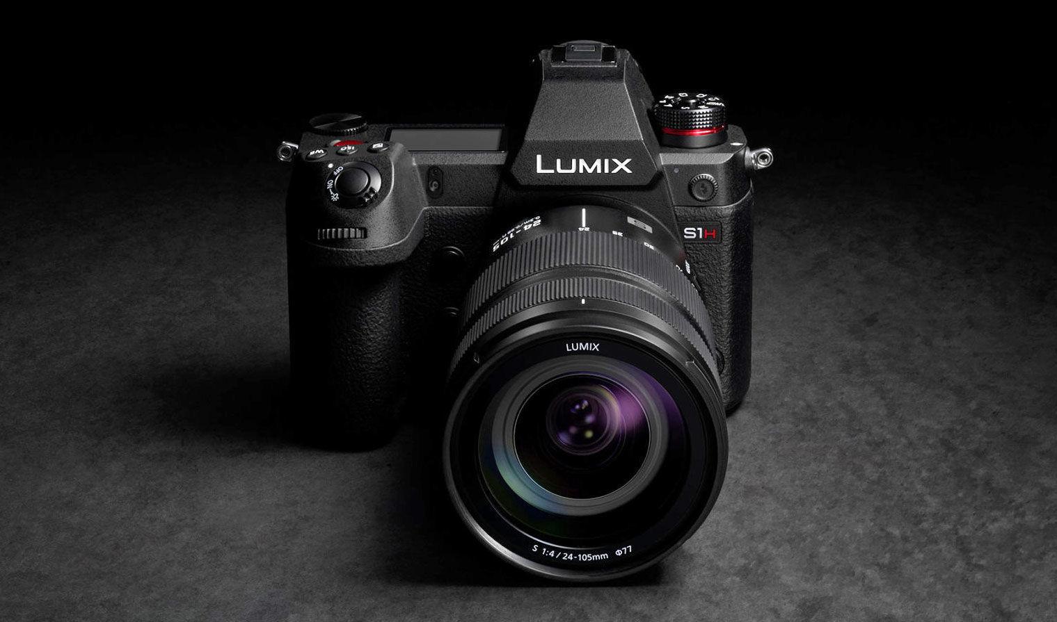 全球首款6K!松下发布S1H相机:准专业电影性能