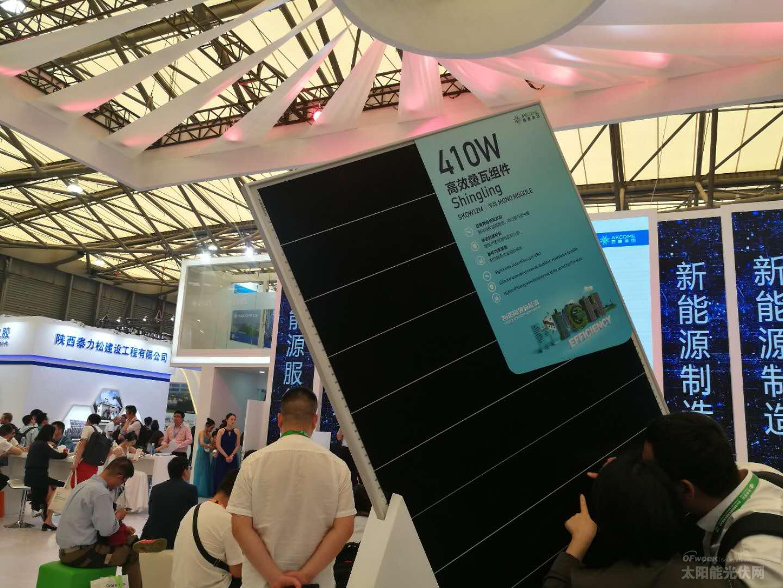 【SNEC图赏】华为、协鑫、隆基、通威几十家巨头企业展台及产品曝光