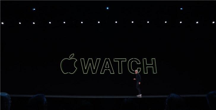 苹果手表6个新功能:时尚新充电动画