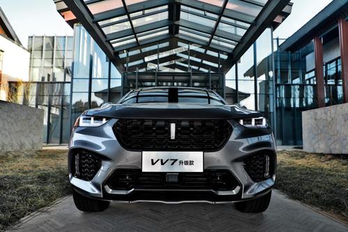 自主、安全、豪华、智能,VV7升级款昭示长城汽车发展方向