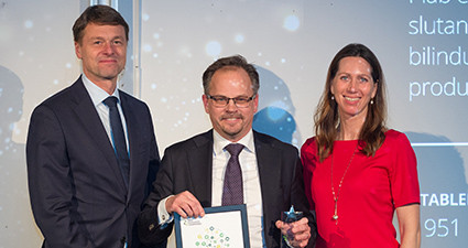 Piab派亚博荣获2019瑞典最佳管理公司