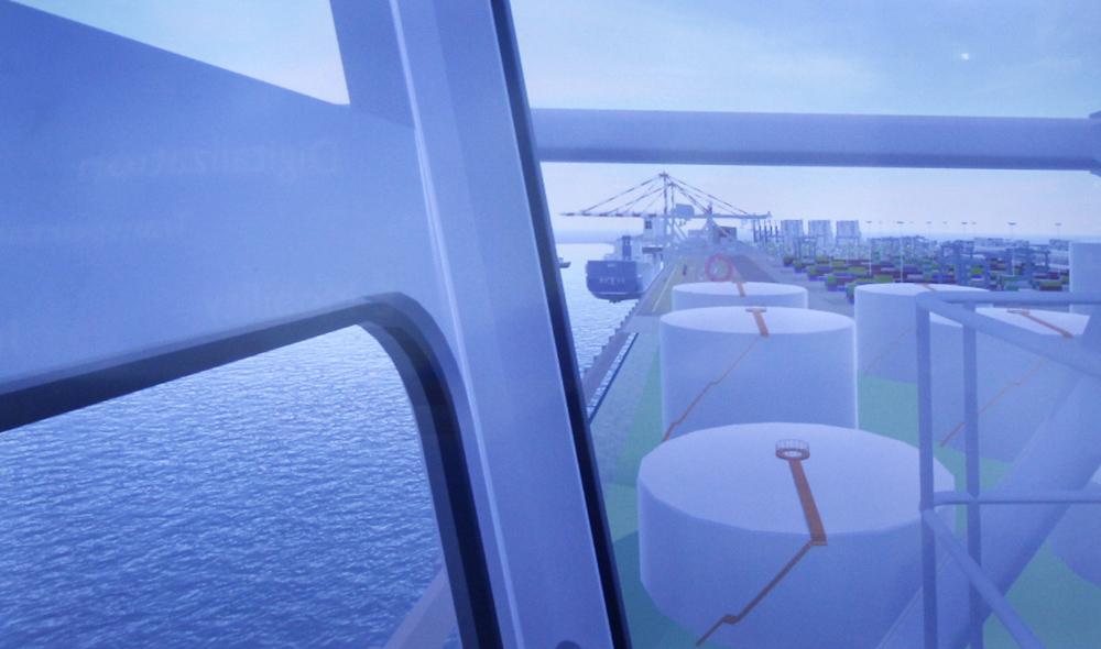 智能船舶时代即将到来!