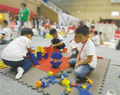 世界机器人大赛中国赛区西北选拔赛在宁夏举办