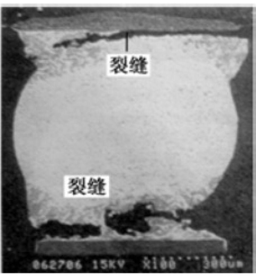 BGA焊点的常见失效模式及机理