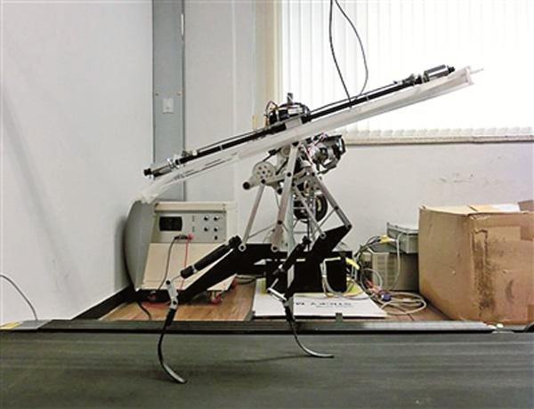 韩国将研发军用仿生机器人