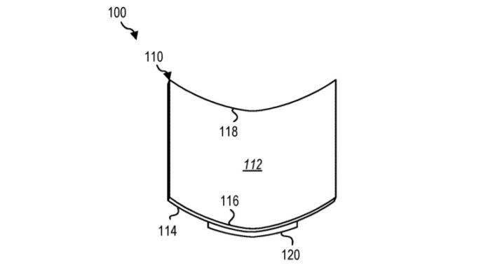微软获柔性显示专利!将开发可折叠Win 10设备