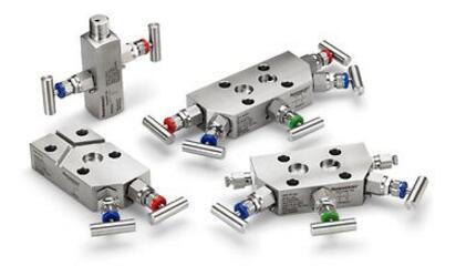 艾默生推出人体工程学设计的全新压力变送器阀组