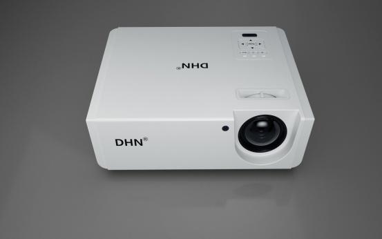 DHN重磅推出首款工程民用激光投影机