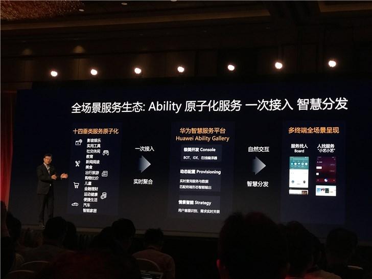 CESA 2019:AI 串联两大平面,华为面向未来的智能生态战略