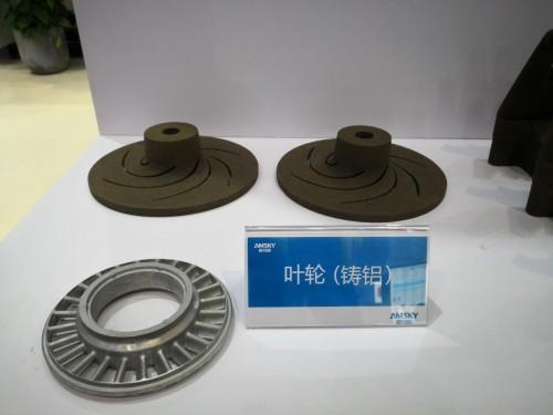 """爱司凯3D打印""""中国芯""""为模具制造赋能"""