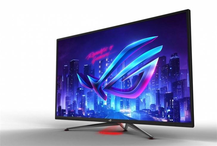 AMD和华硕推出首款DSC显示器:无损输出4K/144Hz信号