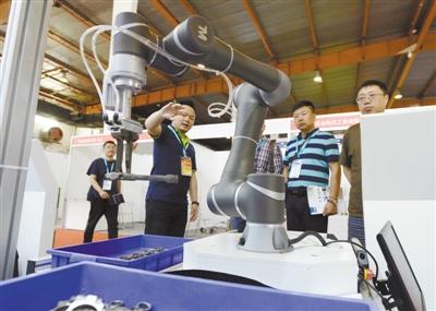 2019第九届中国北京国际机器人展览会在京召开
