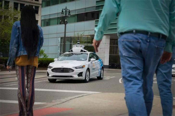 福特将在底特律测试第三代自动驾驶汽车