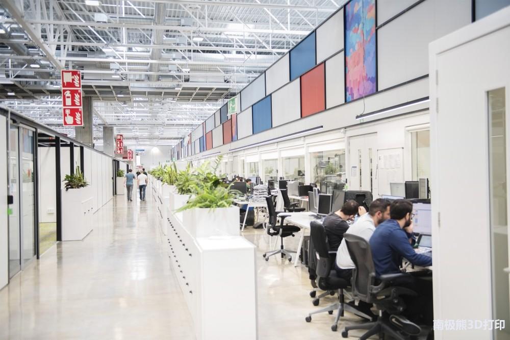 惠普在巴塞罗那设立新的增材制造中心