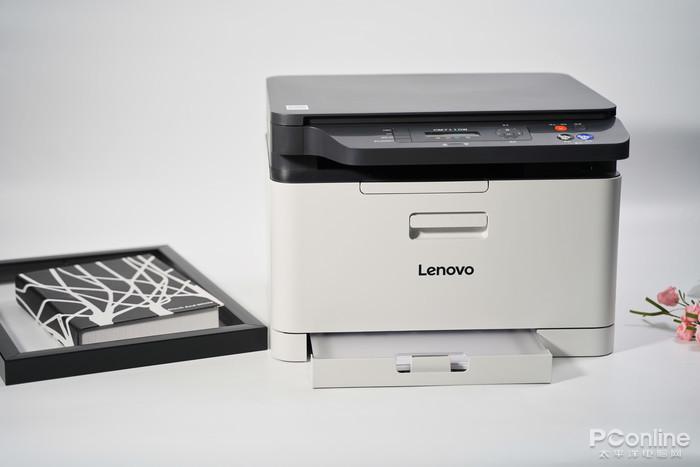 办公只需要黑白打印?联想CM7110W给你不一样色彩