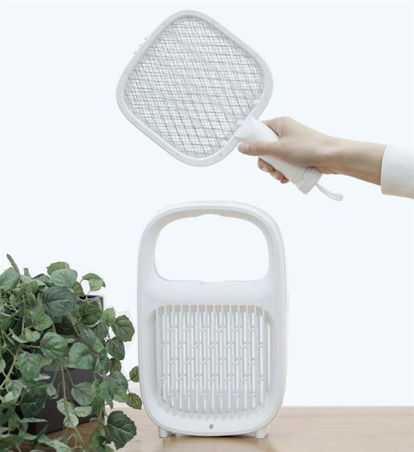 Yeelight滅蚊燈發布:拔出就是滅蚊拍