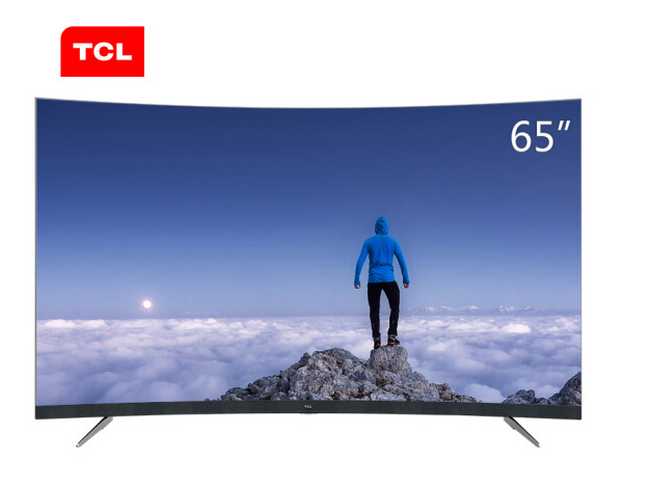 618最实惠的曲面电视:65寸巨幕屏电视价格不到五千