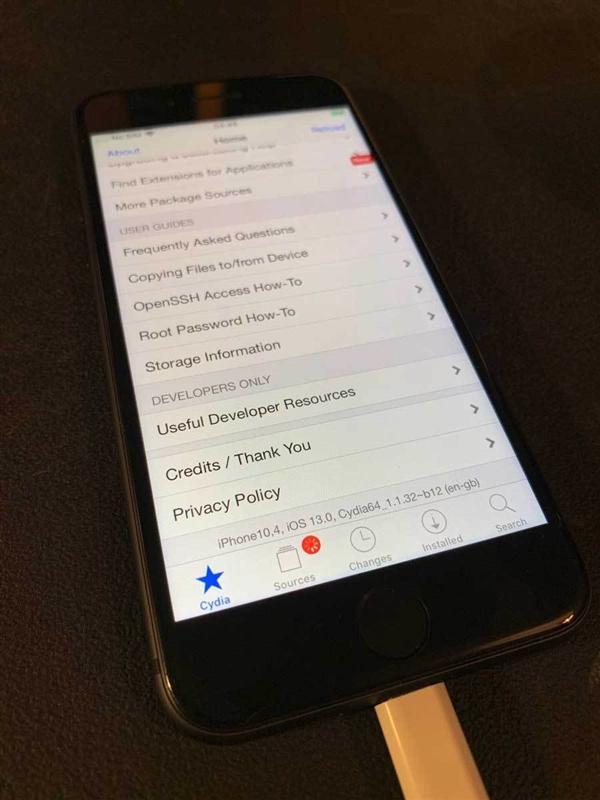 """苹果iOS 13很""""弱鸡""""吗?被大神秒越狱!"""