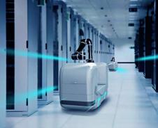 """北京橙色云科技有限公司参评""""维科杯·OFweek 2019机器人行业最佳应用案例奖"""""""
