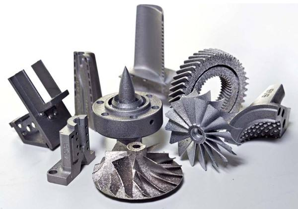 金属零部件制造的3D打印技术现状及发展趋势