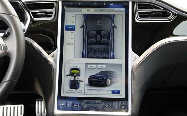 从拜腾中控大屏看电动车发展趋势,智能与交互将成为标配?