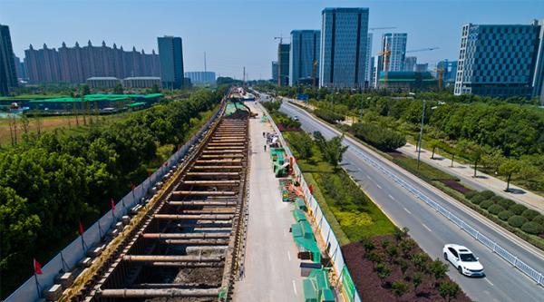 2030年南京市将构建点线面结合的综合管廊体系 规划总量达到681公里