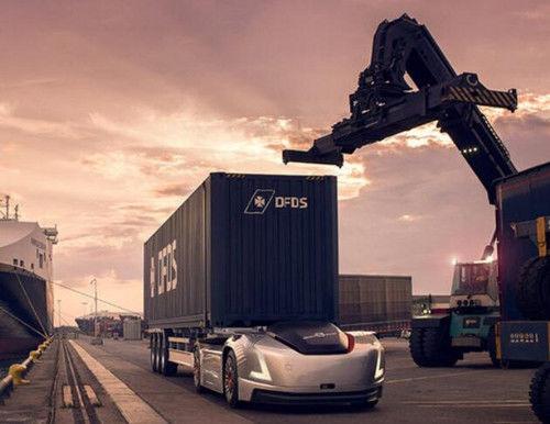 沃尔沃自动驾驶卡车开始在瑞典港口运货 最高40公里