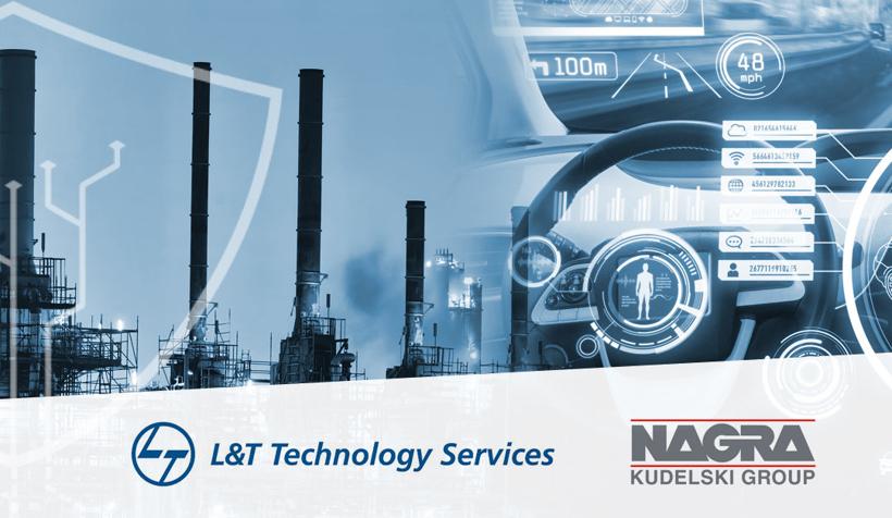 LTTS携手Kudelski提供简单、安全的工业和汽车物联网解决方案
