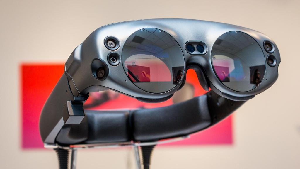 Magic Leap起诉中国AR创企,窃取技术开发类似产品