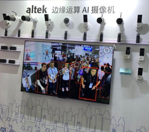 """让人工智能""""眼见为实"""",华晶科技用视觉技术赋能边缘AI"""