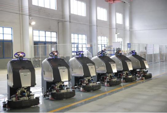 高仙机器人程昊天:聚焦商用清洁机器人市场 用领先优势开拓未来市场