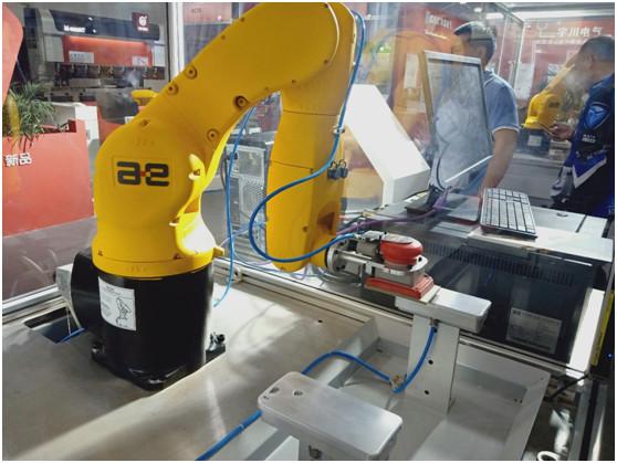 人靠衣装、机靠抛光,且看配天机器人的打磨工艺