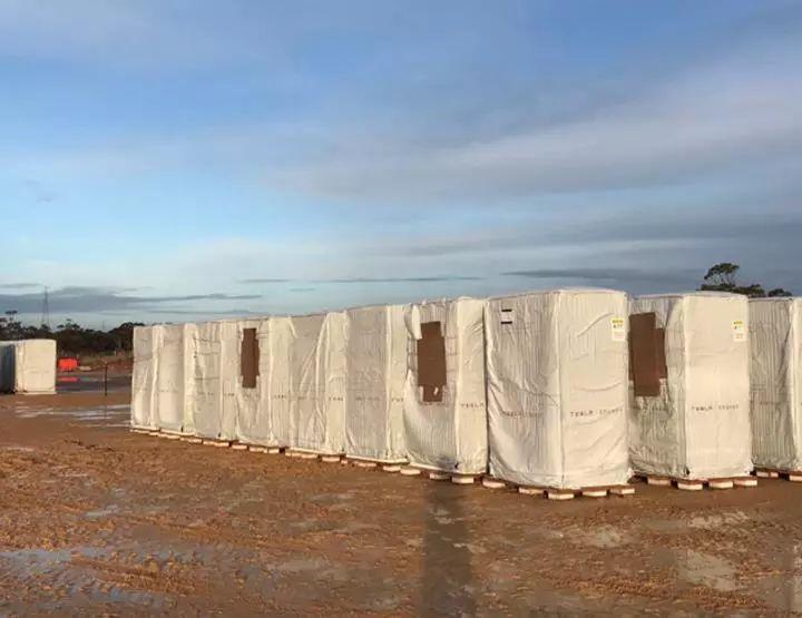 特斯拉25MW/50MWh电池储能系统在维多利亚州开通运营;突发!比亚迪总部起火 | 365 Daily